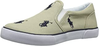 Polo Ralph Lauren Kids Bal Harbour RPT Slip-On Sneaker (Toddler/Little Kid)