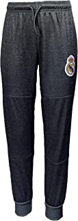 Official Real Madrid C.F Junior Boys, Elastic Waist Jogger Style, Casual Sport Pant