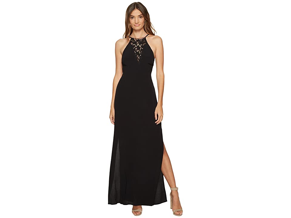ASTR the Label Petra Dress (Black) Women