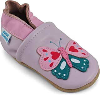 Soft Sole Leather Baby Shoes – Baby Boy Shoes – Baby Girl Shoes Moccasins