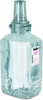 GOJO 881103 Clear & Mild Foam Handwash Refill, Fragrance-Free, 1250mL Refill (Case of 3)