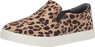 Women's Leopard Microfiber Sneaker