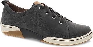 Dansko Women's Renae Black Comfort Sneaker 10.5-11 M US