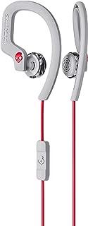 Skullcandy Scs4Chy-K605 Chops Flex Sport Earbud With Mic - Grey/Red