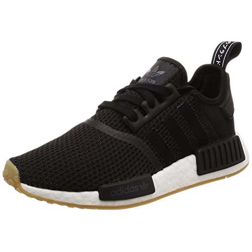 f28d6422f adidas Men s NMD r1 Derbys Black