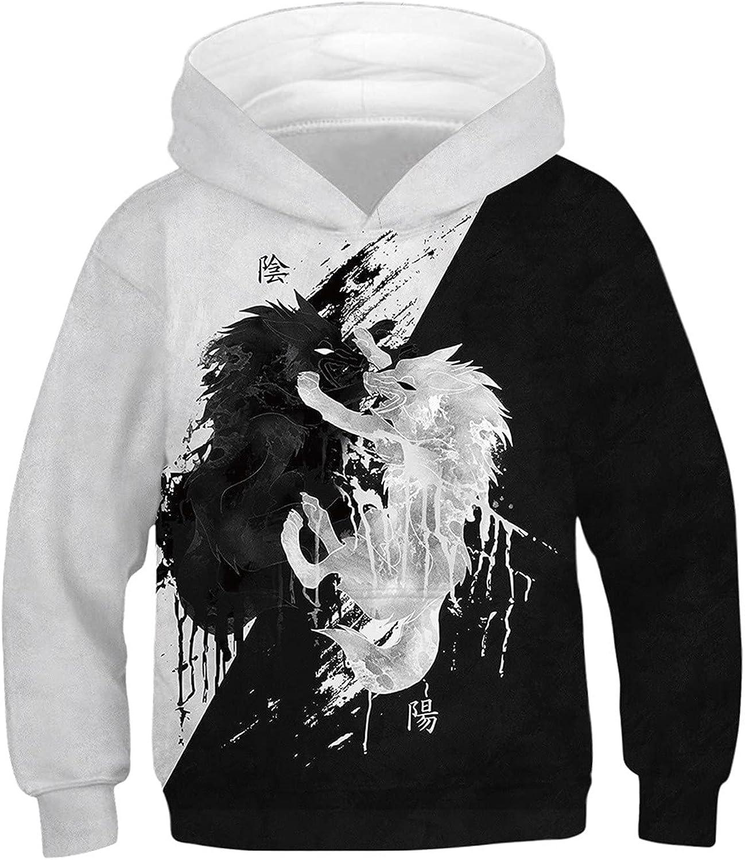 Kids Phoenix Mall Boy Girl Hoodie Sweatshirts 3D Print Sle Long Ranking TOP8 Winter Jacket