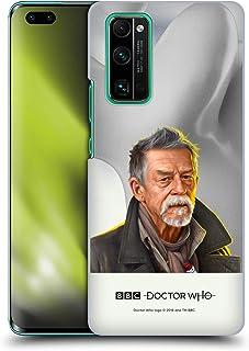 Head Case Designs Licenciado Oficialmente Doctor Who John Hurt War Retratos en Solitario Carcasa rígida Compatible con Hon...