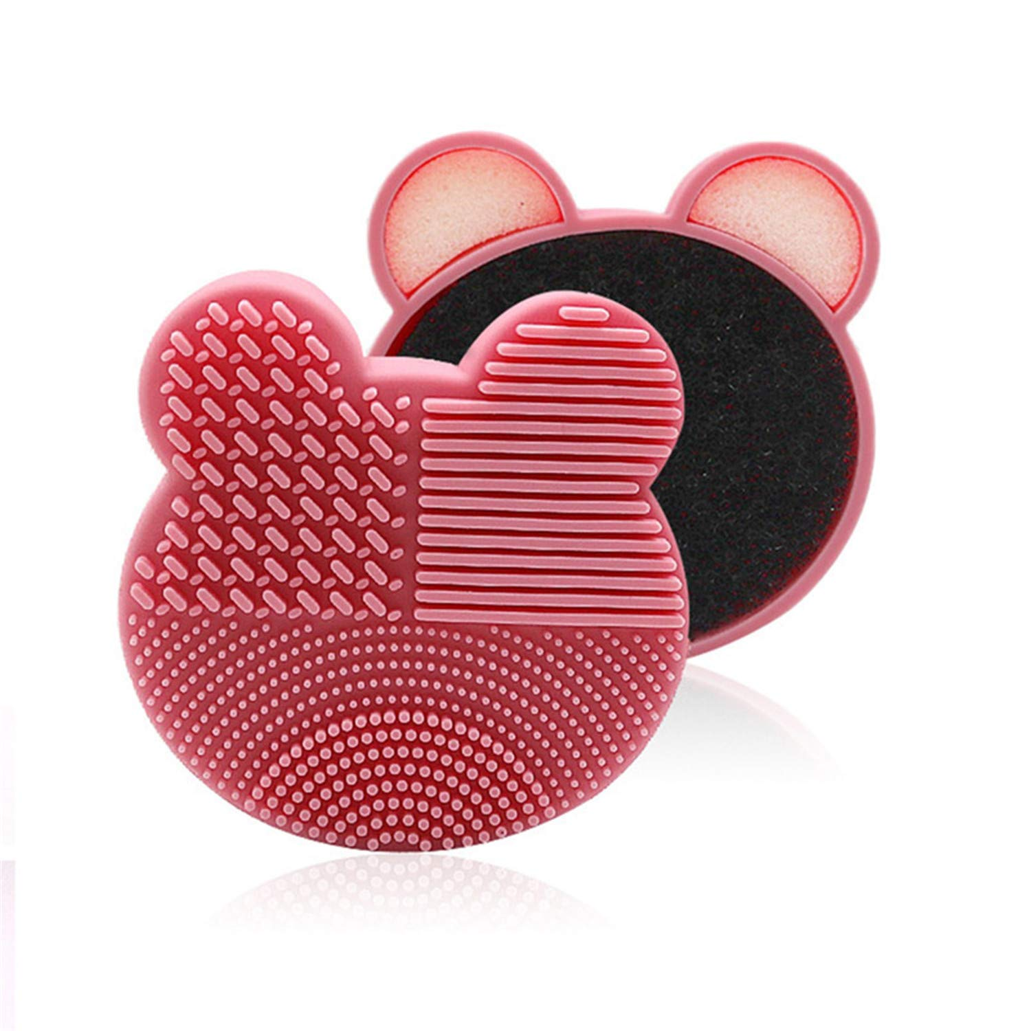 JYT Factory outlet GROUP Lovely Bear Makeup Brush Pad Cle Max 44% OFF Cleaner Washing