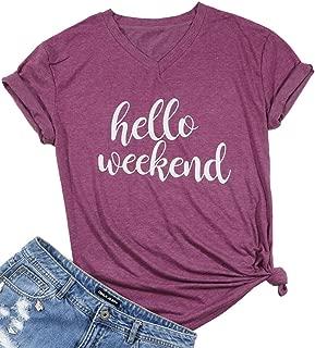Best ladies weekend t shirts Reviews