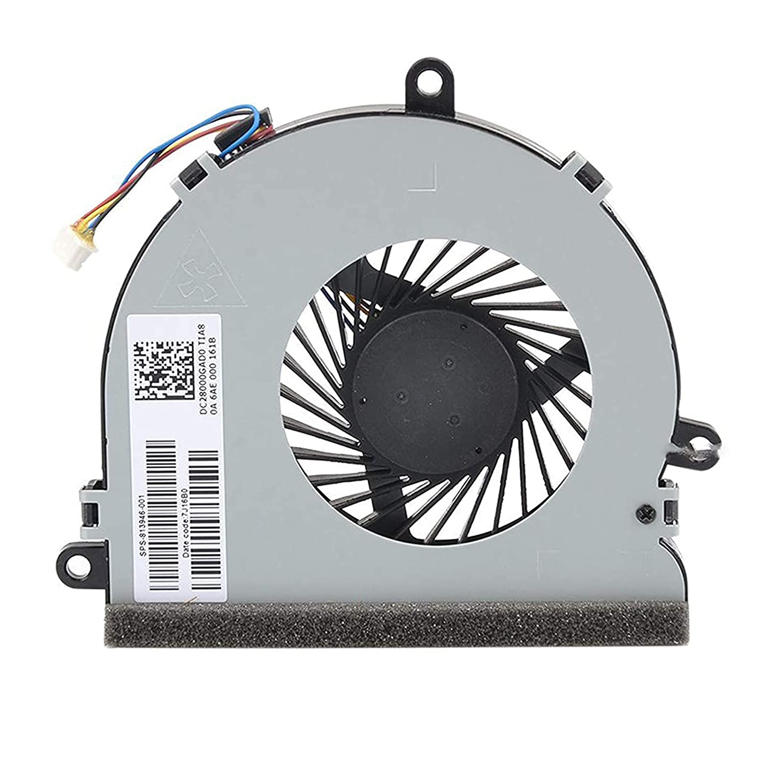 Replacement CPU Cooling Fan Compatible with Washington Mall HP 15- G4 250 New item 255