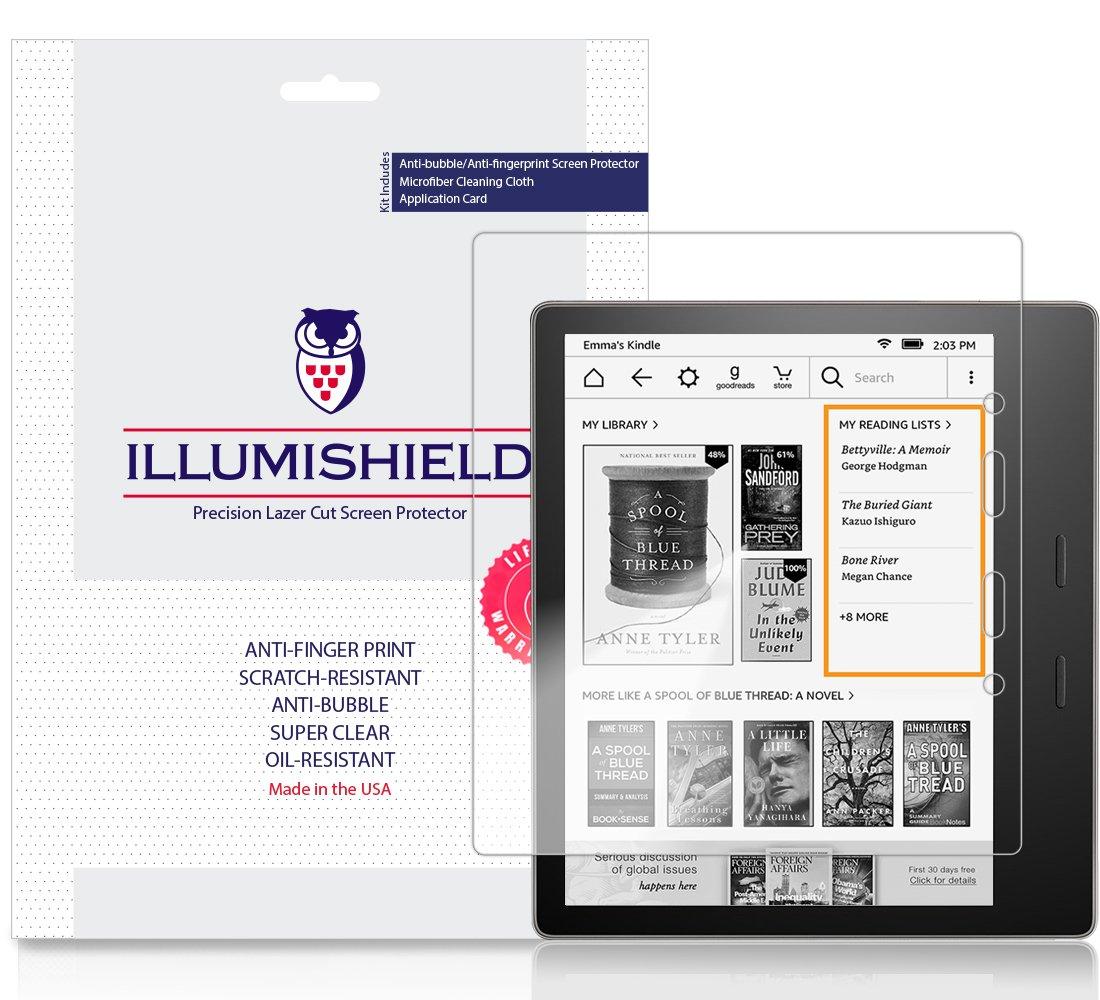 Kindle Protector iLLumiShield Anti Bubble Anti Fingerprint