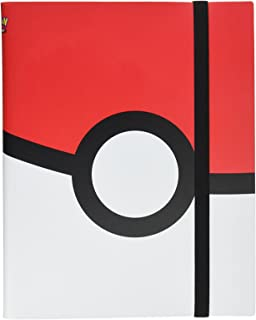 Ultra Pro 9-Pocket Pokémon Full-View Pro Binder: Poke Ball