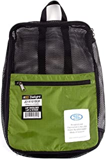 Ride Safer Traffic System Accessory Zip Pack, Green, One Size