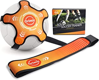 Solo Soccer Training Equipment for Kids Youth Adults,...