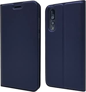 HKKAIS Xiaomi Redmi Note 5/Note 5 Pro Case, Wallet Folio Case Flip Cover with Stand and ID Credit Card Slot Magnetic Closure Cover for Xiaomi Redmi Note 5/Note 5 Pro