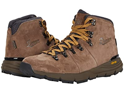 Danner Mountain 600 4.5 (Dark Earth/Woodthrush) Men