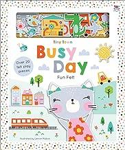 Tiny Town Busy Day (Soft Felt Play Books)