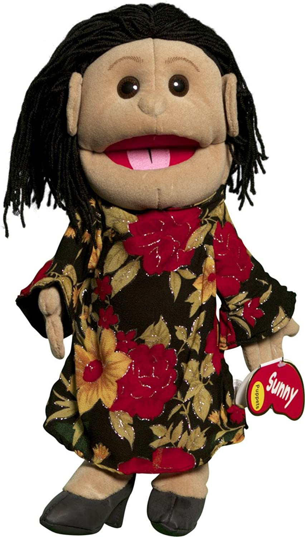 Sunny Toys 14  Hispanic Mom Glove Puppet B000JEWDBQ Öffnen Sie das Interesse und die Innovation Ihres Kindes, aber auch die Unschuld von Kindern, kindlich, glücklich | Stil