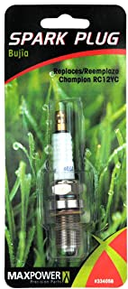 Maxpower 334058 Spark Plug For Riding Mowers NGK BKR5E Champion RC12YC Autolite 3924