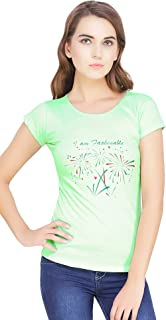 MODISH Casual, Printed, Cotton t-Shirts for Women