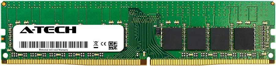 A-Tech 16GB Module for Dell PowerEdge T30 - DDR4 PC4-21300 2666Mhz ECC Unbuffered UDIMM 2Rx8 - Server Specific Memory Ram (AT316654SRV-X1U3)