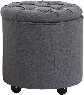 JGW Furniture Ottoman, Grey