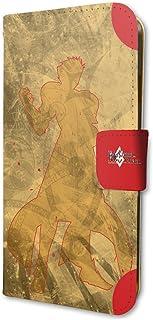 Fate/Grand Order 41 アーチャー/ギルガメッシュ 手帳型スマホケース iPhone6/6s/7/8兼用