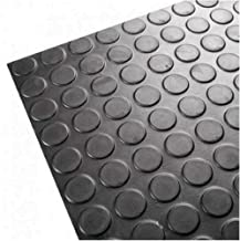 Suelo de goma antideslizante (Caucho, 1.50x3.00 m)