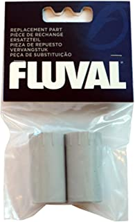 A20016 Fluval Rubber Adapter for Ribbed Hosing, 2-Pack