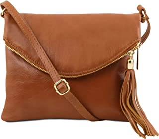 Tuscany Leather TL Young Bag Borsa a tracolla con nappa
