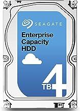 ظرفیت Seagate Enterprise 3.5   ST4000NM0035   4TB 7.2K RPM 128MB حافظه پنهان 3.5 اینچ SATA 6Gb / s   512n   FIPS 140-2   هارد دیسک داخلی Enterprise (تمدید شده)