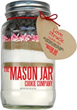 The Mason Jar Cookie Company Cookie Mix, Love Struck, 20.2 Ounce