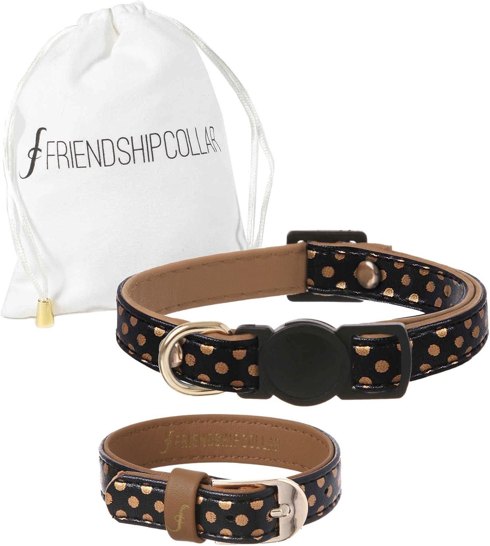 FriendshipCollar Cat Collar  Dotty Moggy