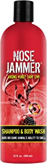 Fairchase Products Nose Jammer Pre-Hunt Natural Scent-Masking Shampoo/Body Wash