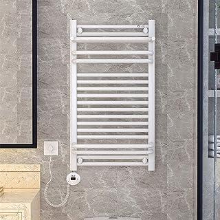 HYY-YY. Zamontowany na ścianie podgrzewacz do ręczników, z Top Shelf in Energy Efficient 80 W wtyczka zasilająca ocieplacz...