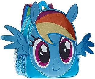 My Little Pony Rainbow Mochila Infantil, 30 cm, Azul