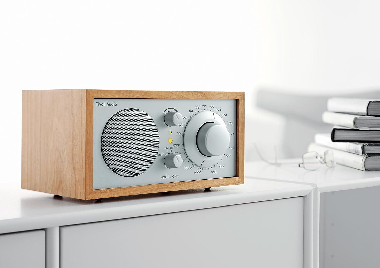 Tivoli Model One Ukw Mw Radio In Kirsche Silber Heimkino Tv Video