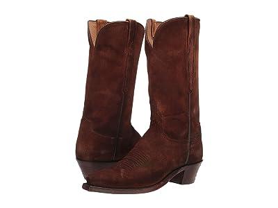 Lucchese Eleanor (Cognac) Cowboy Boots