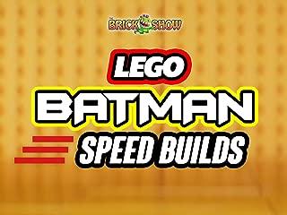 Clip: Lego Batman Speed Builds