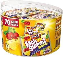 nimm2 Lachgummi mini (1 x 735 g) / guma owocowa z sokiem owocowym i witaminami