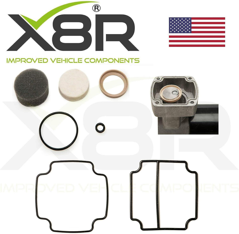X8R Air Suspension Compressor Pump Seal Repair Kit ANR3731 Compa