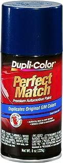Dupli-Color EBGM03937 Dark Blue Metallic General Motors Exact-Match Automotive Paint - 8 oz. Aerosol