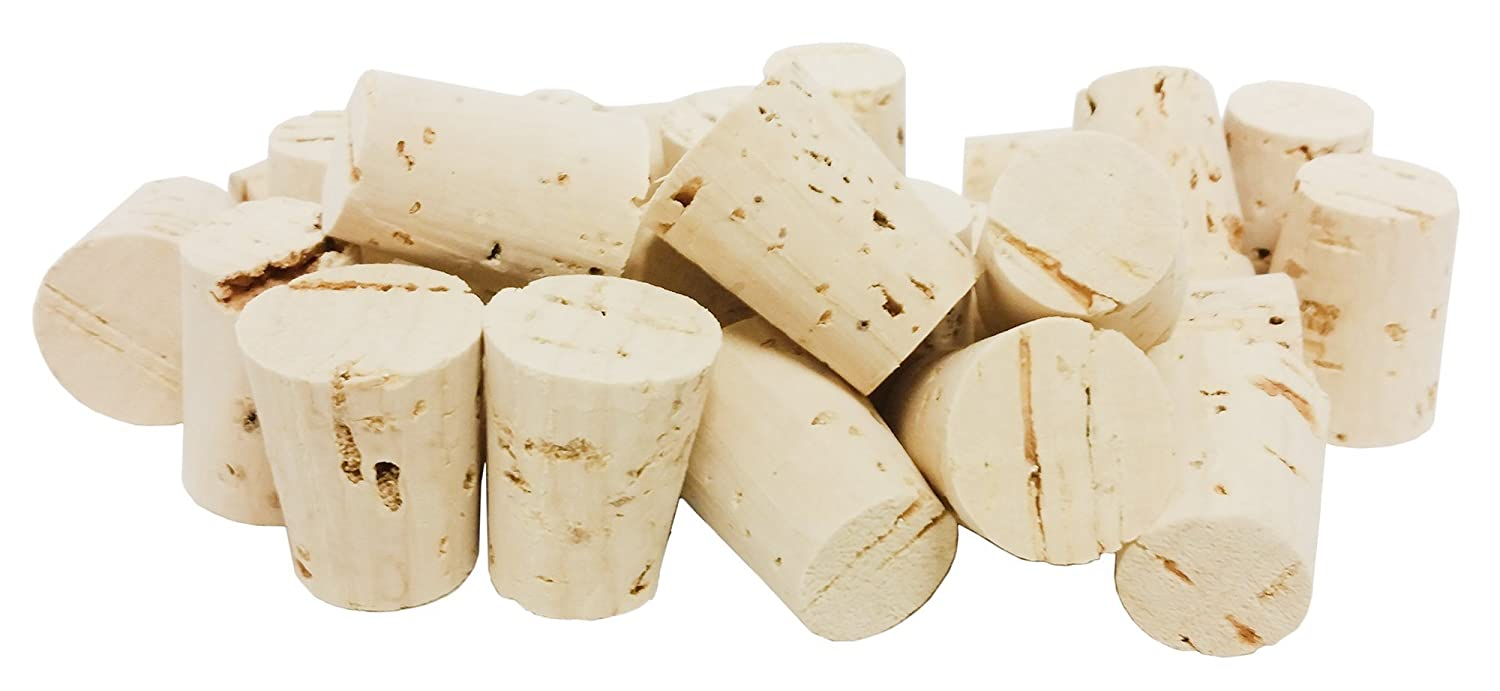GSC International Ranking TOP6 CS-7-100 Cork Stopper Free shipping on posting reviews 100 Pack 7 of Size