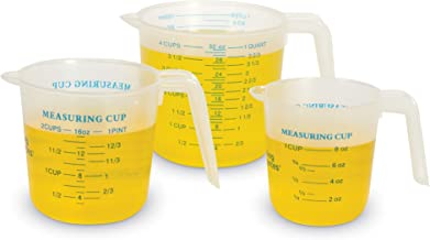 Learning Resources Liquid Measures, Set of 3