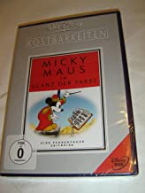 Mickey Mouse in Living Color, Volume 1. - Walt Disney Treasures 1935 - 1938 (2 DVDs) / Micky Maus im Glanz der Farbe / Audio: English, German, Italian