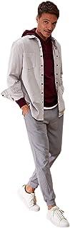 DeFacto Slim fit nachtkleding en nachtkleding voor mannen, gebreide pyjamabroek en broek voor mannen