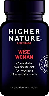 Higher Nature True Food Wise Woman Pack of 180
