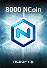 NCsoft NCoin 8000 [Online Game Code]