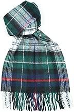 mackenzie clan tartan scarf