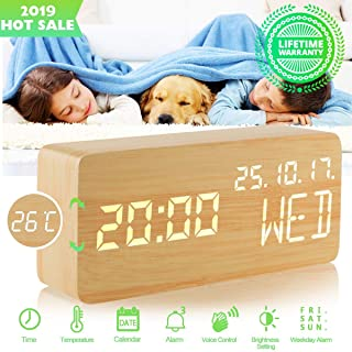 Home Decor Alarm Clocks Silent Clocks Modern Square Table Beside Children Small Night Lamp Bedside Alarm Clock Music Of Students Are Lazy Bedroom